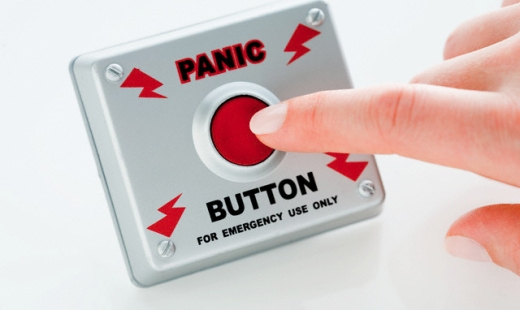 Pressing the Panic Button
