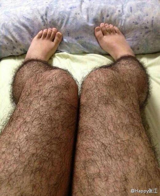 hairy-stockings
