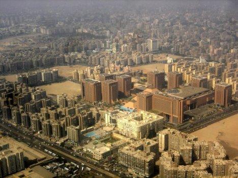 Sancho Gonzalez-Green.Univerisdad americana, El Cairo.Egipto